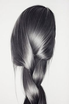 FFFFOUND! | Hong Chun Zhang - BOOOOOOOM! - CREATE * INSPIRE * COMMUNITY * ART * DESIGN * MUSIC * FILM * PHOTO * PROJECTS #hair #graphite #pencil #drawing