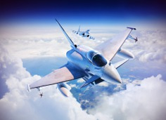 ArtStation - Eurofighter, Brendan McCaffrey