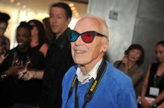 3D, you kids! #bill #cunningham #3d