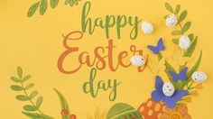 Happy easter day Free Psd. See more inspiration related to Flower, Mockup, Floral, Butterfly, Typography, Spring, Leaves, Celebration, Happy, Font, Holiday, Mock up, Easter, Plant, Drawing, Religion, Egg, Painting, Lettering, Traditional, Test, View, Up, Happy easter, Day, Top, Top view, Eggs, Cultural, Tradition, Composition, Mock, Seasonal and Paschal on Freepik.
