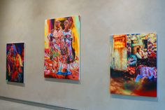 Francine Spiegel | PICDIT #painting #paint #colour #art