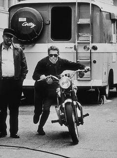 Image Spark - hellojojo #steve #heroes #mcqueen #vintage