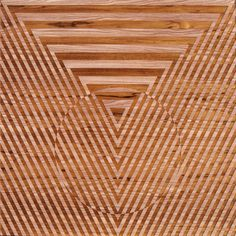 Kit Vogel | PICDIT #wood #design #pattern #art