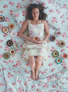 Lee Price | PICDIT #tea #portrait