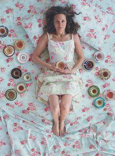 Lee Price   PICDIT #tea #portrait