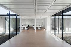 room 11 royal wolf melbourne headquarters designboom #office