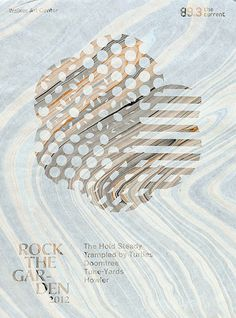 Rockthegarden6 #cut #dye #idea #poster