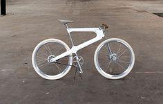 Epo Bicycle - Cykel byggd i Holland   Tjock / Garaget #bicycle