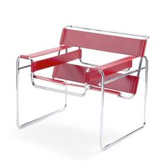 Wassily Lounge Chair | Knoll | Marcel Breuer #marcel #breuer