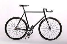 árbol | Blog #icarus #fixie #black #clean