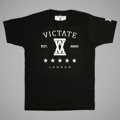 Heritage | T-Shirt | Victate #logo #print #heritage #tee