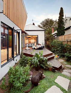 Passive Extension and Renovation, Magnolia Soul Family House 12