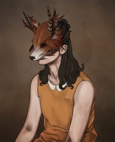 Fox Mask, Mattie Victoria