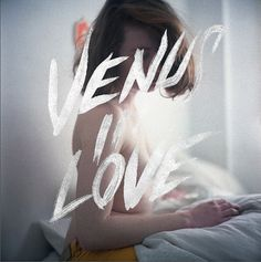 Venus In Love. - Voyeur #analogue #design #direction #photography #handmade #art #fashion #type