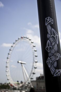 London #london #sticker #eye