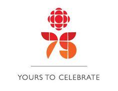 CBC 75 Anniversary Logo #logo #numerals