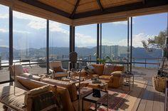 Tomine House by Fernando de la Carrera and Alejandro Cavanzo - HomeWorldDesign (11) #lake #architecture #house #spain