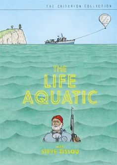 moved, permanently, to whiteveins.blogspot.com: wes anderson's criterion collection cover artworks. #wes #anderson #chase #eric #criterion #aquatic #life