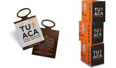 Tuaca Rebrand | Cue | A Brand Design Company #alcohol #branding #packaging #boxes #tags