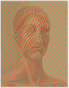 Sascha Braunig | PICDIT #pattern #design #color #painting #art #colour