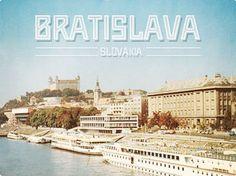blog « matmacquarrie.ca #bratislava #postcard #slovakia #vintage
