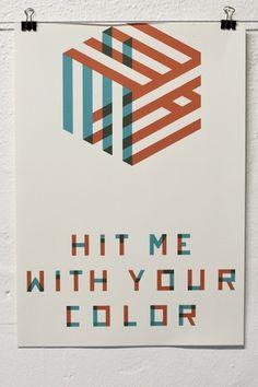 Larissa Ditzel - Illustration & Design #vector #poster #typography