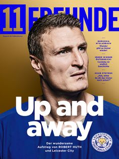 11 Freunde magazine cover