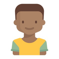 See more icon inspiration related to child, boy, young, avatar, user, people, kid and profile on Flaticon.