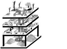 Illustration for the newspaper Le Tigre numéro 5
