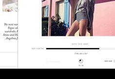 Lotta Nieminen — SI Special #web #webdesign