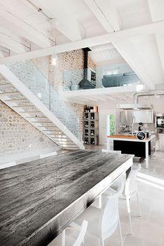 Стильный дом в Италии #interior #apartments #house #italy