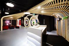 TripAdvisor's Office Designed by Singapore's Kyoob-id