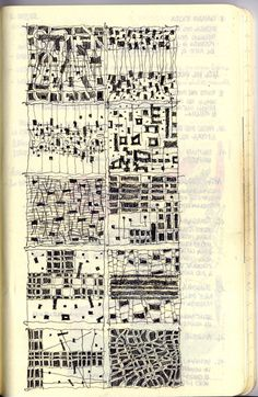 Frammenti, 2004 #drawings #urbanism #plans