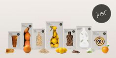 WWF just* - Packaging designed to eliminate packaging