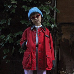 Meet Coco Hamamatsu, The Adorable 7-Year-Old Instagram Star