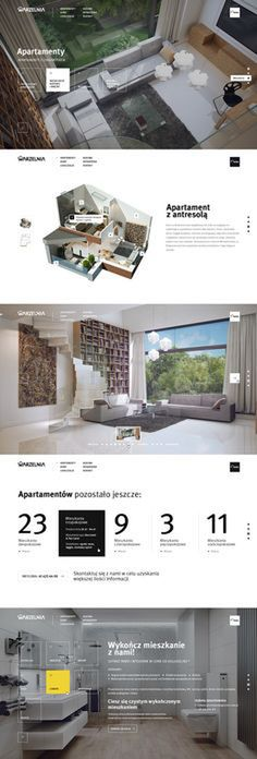 Luxurious apartments in the most desirable location in Poznan. Apartments for sale, surrounded by ponds and trees. My second version of this amazing investment.Drawings:https://www.behance.net/gallery/7263337/Warzelnia