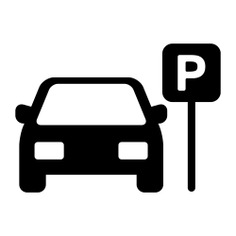 See more icon inspiration related to parking, car parking, transport, cars, automobile and parkings on Flaticon.