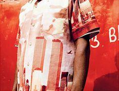 The Strange Attractor #red #hendra #david #shirt #america #911
