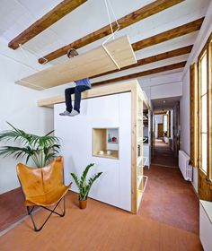 Apartment in the Eixample District in Barcelona