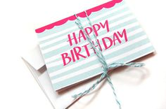 birthday-card2 #happy #candles #finlek #printable #freebie #birthday