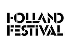 Creative Review - Thonik's ligature-led identity for Holland Festival #kk