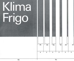 Klima Frigo (Swiss Air Conditioning company) #logo #system #design #graphic