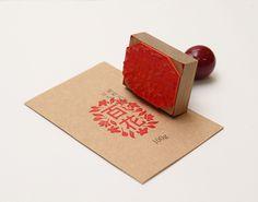 大沼養蜂|アカオニデザイン|山形のデザイン事務所|デザイン・ホームページ制作 #business card #stamping