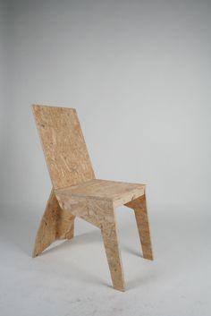 Simple Flight Chair Contemporary #design #architecture #furniture #interior #home #decor