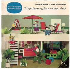 1968 Puppenhaus zum selber bauen | Flickr - Photo Sharing! #layout