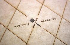 Art of the Menu: Kay Bros Barbecue