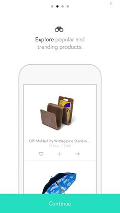 Canopy, A Curated Shop... #mobile