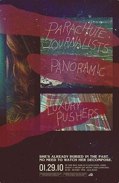 blog Â« matmacquarrie.ca #design #texture #poster #typography