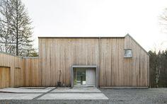Villa Bondö by Kjellgren Kaminsky #wood #architecture #house