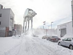 POTD: New York City Is Turning Into Hoth | /Film #into #upstate #nyc #hoth #turns